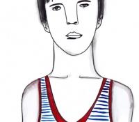 boy-in-a-striped-shirt