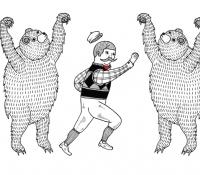 bear-fighting