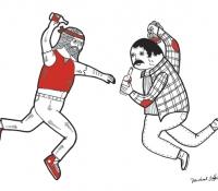 beer-fighting